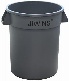 Контейнер для мусора 38 л без крышки [JW-CR38E]