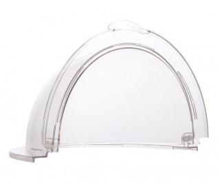 Крышка полусфера 370 мм прозрачная [CV06]